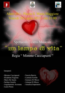 Locandina Cacciapuoti Alatri 2013