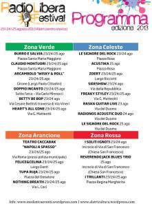 Programma RLF 2013