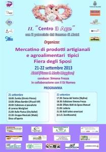evento 21 e 22 settembre 2013