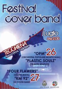 Festival Cover Band