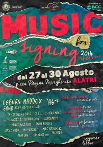 locandina musicapolis 2014