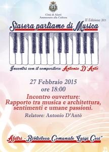 DEF 27 febbraio stasera parliamo di musica - Copia (Copia)