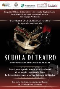 Teatro Scuola 2016 2016